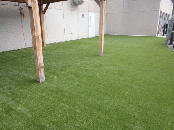Artificial Grass Products For Roofs, Decks And Patios In Charlotte, NC