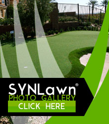 artificial lawn product