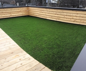 Roof Deck & Patio